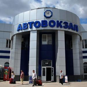Автовокзалы Зюзельского