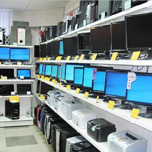 Компьютерные магазины Зюзельского