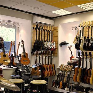 Музыкальные магазины Зюзельского