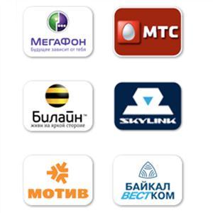 Операторы сотовой связи Зюзельского