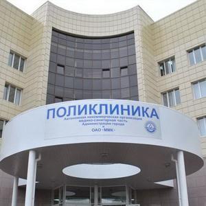 Поликлиники Зюзельского