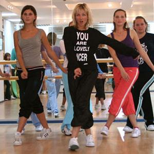 Школы танцев Зюзельского