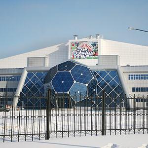 Спортивные комплексы Зюзельского