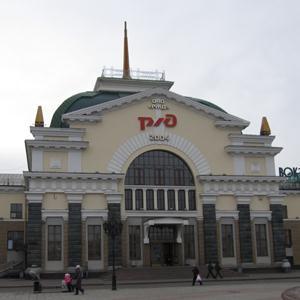 Железнодорожные вокзалы Зюзельского